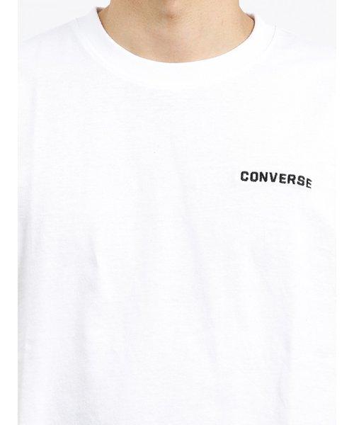 on the day(オンザデイ)/【WEB限定販売】コンバース/CONVERSE ワンポイント刺繍半袖Tシャツ/110207799801937_img05