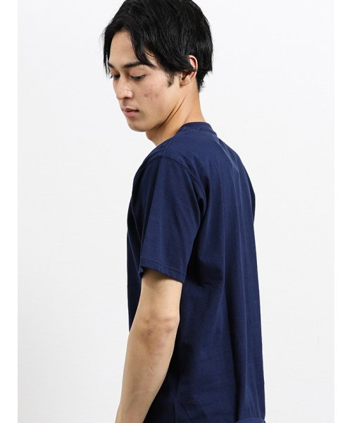 on the day(オンザデイ)/【WEB限定販売】コンバース/CONVERSE ワンポイント刺繍半袖Tシャツ/110207799801937_img08