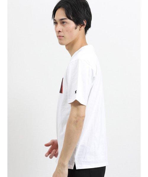 on the day(オンザデイ)/【WEB限定販売】コンバース/CONVERSE ロゴスパンコール半袖Tシャツ/110207799806937_img01