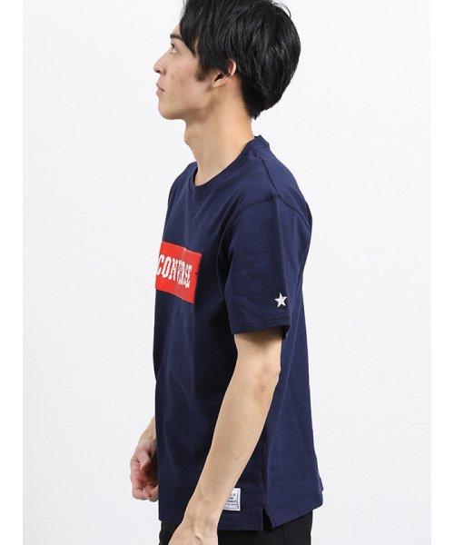 on the day(オンザデイ)/【WEB限定販売】コンバース/CONVERSE ロゴスパンコール半袖Tシャツ/110207799806937_img04