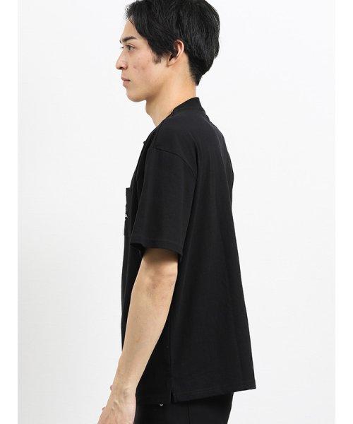 on the day(オンザデイ)/【WEB限定販売】カンゴール/KANGOL ポケット付きロゴ刺繍半袖Tシャツ/110207799814937_img06