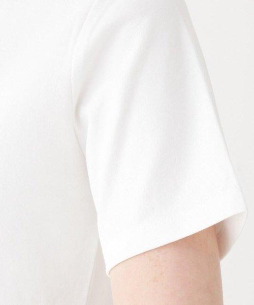 OPAQUE.CLIP(オペークドットクリップ)/コットンシンプルクルーネックTシャツ/20190263717202_img05