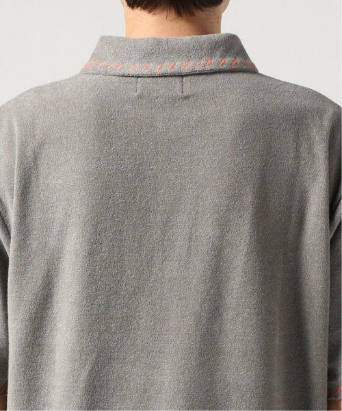JOURNAL STANDARD(ジャーナルスタンダード)/GIMME FIVE/ ギミーファイブ : IVY TOWELLING ポロシャツ/19071610007110_img07