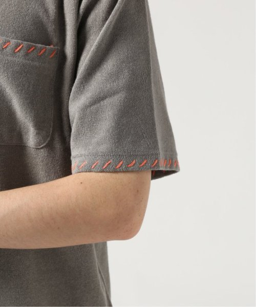 JOURNAL STANDARD(ジャーナルスタンダード)/GIMME FIVE/ ギミーファイブ : IVY TOWELLING ポロシャツ/19071610007110_img09