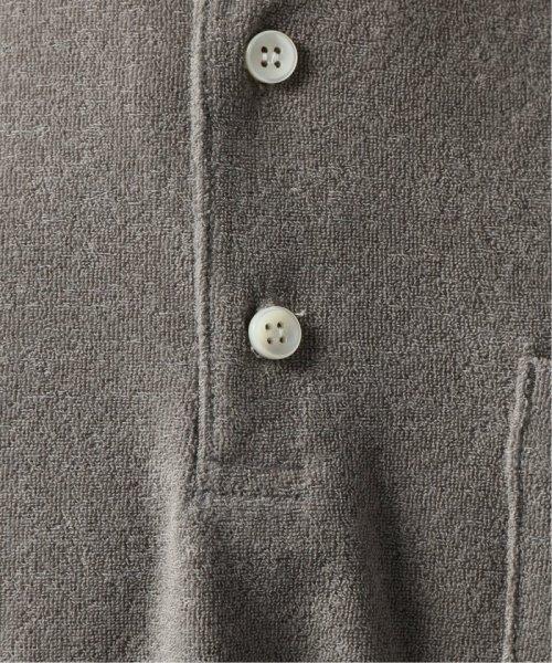 JOURNAL STANDARD(ジャーナルスタンダード)/GIMME FIVE/ ギミーファイブ : IVY TOWELLING ポロシャツ/19071610007110_img11