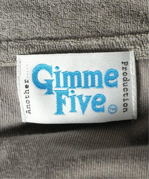 JOURNAL STANDARD(ジャーナルスタンダード)/GIMME FIVE/ ギミーファイブ : IVY TOWELLING ポロシャツ/19071610007110_img13