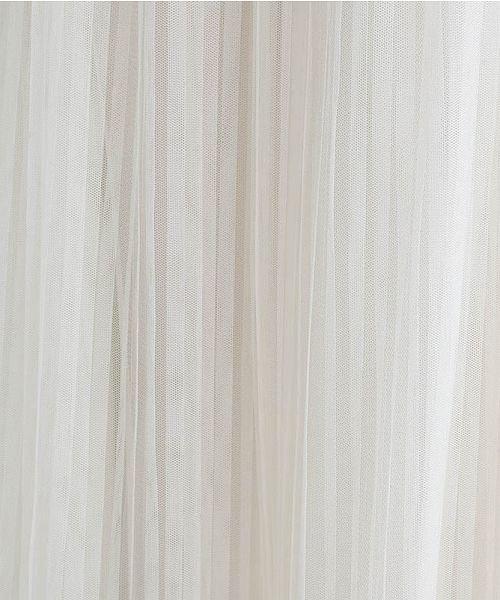 merlot(メルロー)/【plus】チュールプリーツスカート/00010012-879230008448_img06