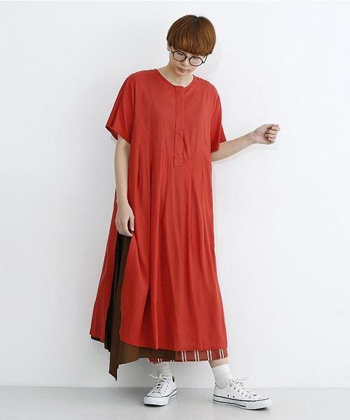 merlot(メルロー)/ストライプ柄配色ラップスカート/00010012-879230008468_img16