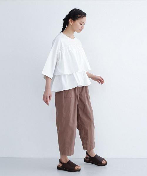 merlot(メルロー)/【IKYU】ティアードフリルプルオーバー/00010012-939130032948_img13