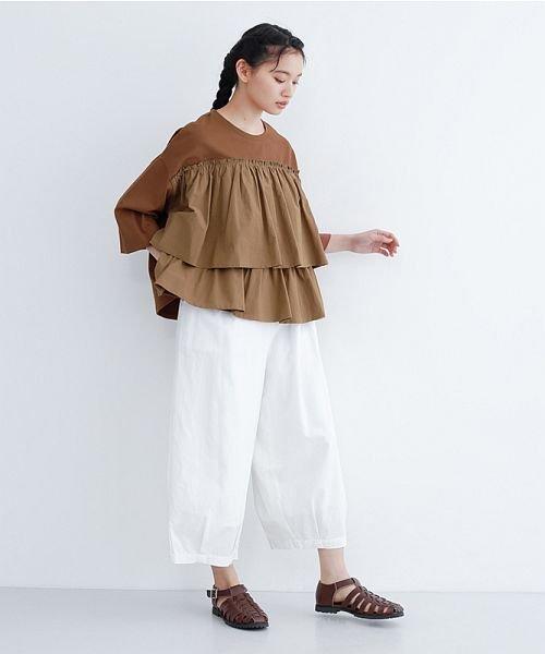 merlot(メルロー)/【IKYU】ティアードフリルプルオーバー/00010012-939130032948_img17