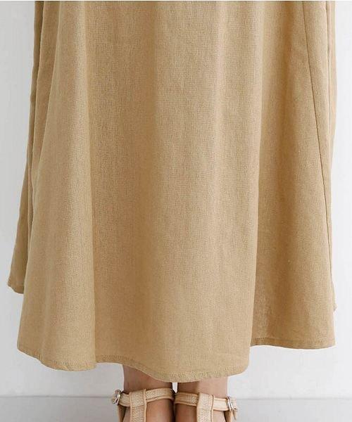 merlot(メルロー)/コットンリネンマーメードスカート/00010012-939130112869_img05