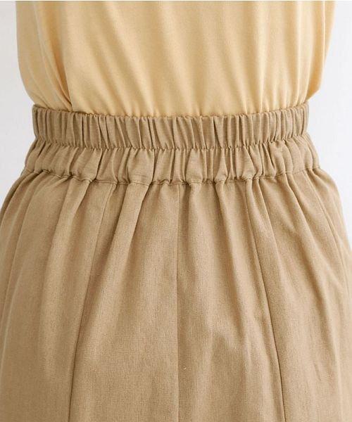 merlot(メルロー)/コットンリネンマーメードスカート/00010012-939130112869_img08