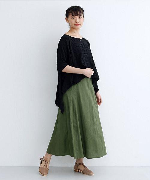 merlot(メルロー)/コットンリネンマーメードスカート/00010012-939130112869_img12