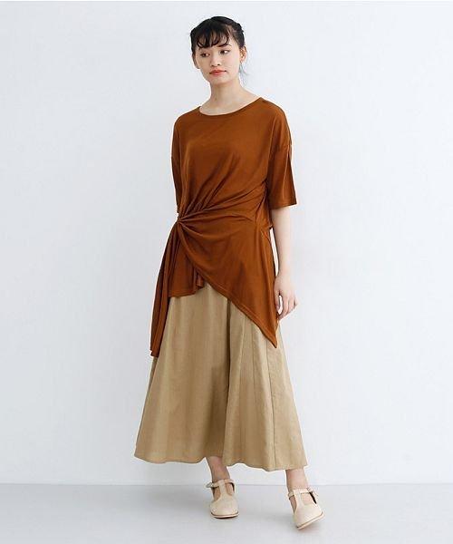 merlot(メルロー)/コットンリネンマーメードスカート/00010012-939130112869_img14