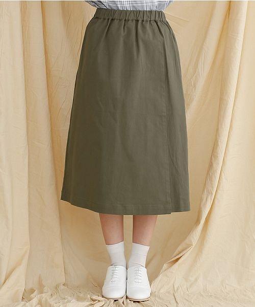 merlot(メルロー)/【IKYU】ラップ風タイトスカート/00010012-939210063053_img01
