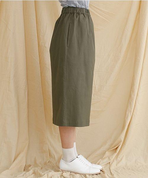 merlot(メルロー)/【IKYU】ラップ風タイトスカート/00010012-939210063053_img02