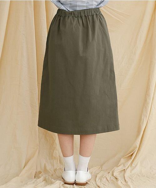merlot(メルロー)/【IKYU】ラップ風タイトスカート/00010012-939210063053_img03