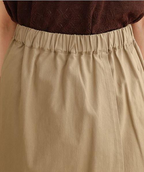 merlot(メルロー)/【IKYU】ラップ風タイトスカート/00010012-939210063053_img04