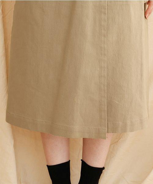 merlot(メルロー)/【IKYU】ラップ風タイトスカート/00010012-939210063053_img05