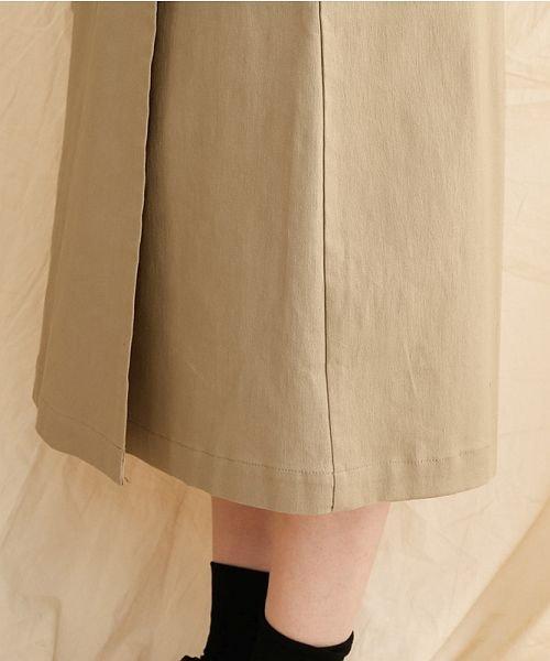 merlot(メルロー)/【IKYU】ラップ風タイトスカート/00010012-939210063053_img06