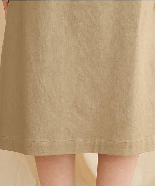 merlot(メルロー)/【IKYU】ラップ風タイトスカート/00010012-939210063053_img09