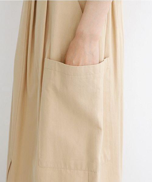 merlot(メルロー)/スリット入りタックロングスカート/00010012-939210203017_img06