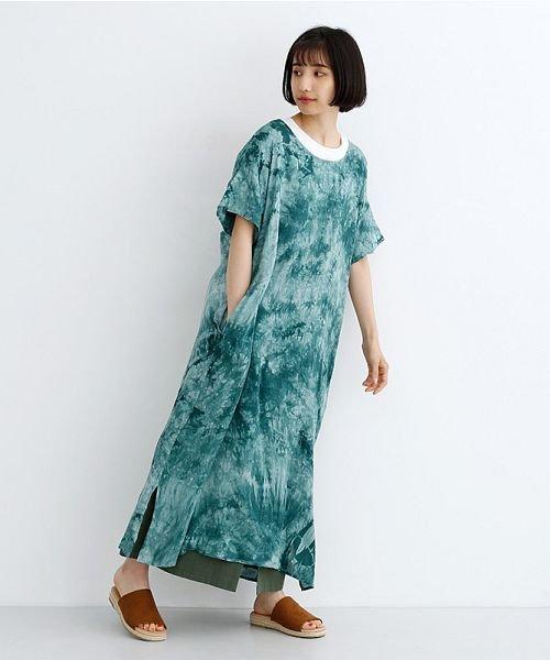 merlot(メルロー)/スリット入りタックロングスカート/00010012-939210203017_img12