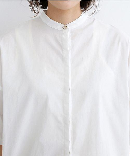 merlot(メルロー)/サイドスナップボタンシャツワンピース/00010012-939210203150_img04