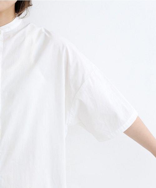 merlot(メルロー)/サイドスナップボタンシャツワンピース/00010012-939210203150_img05