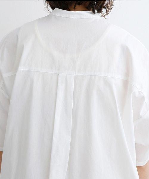 merlot(メルロー)/サイドスナップボタンシャツワンピース/00010012-939210203150_img09