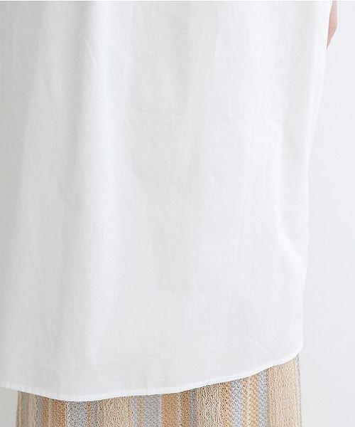 merlot(メルロー)/サイドスナップボタンシャツワンピース/00010012-939210203150_img10