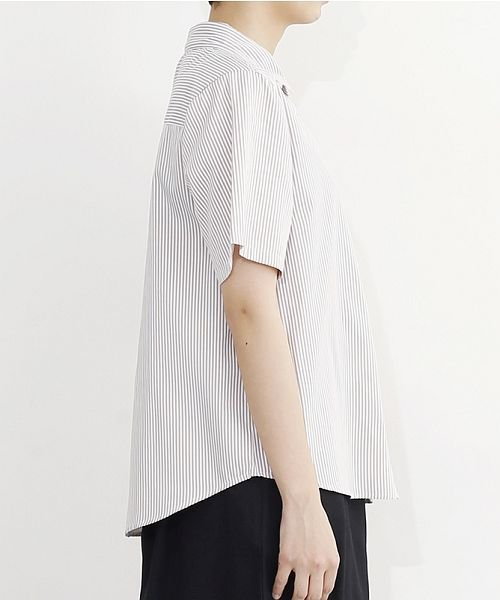 merlot(メルロー)/ミニポケット半袖シャツ/00010012-939220033059_img02