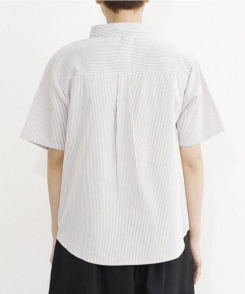 merlot(メルロー)/ミニポケット半袖シャツ/00010012-939220033059_img03