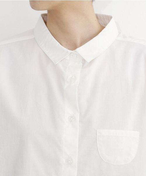 merlot(メルロー)/ミニポケット半袖シャツ/00010012-939220033059_img04