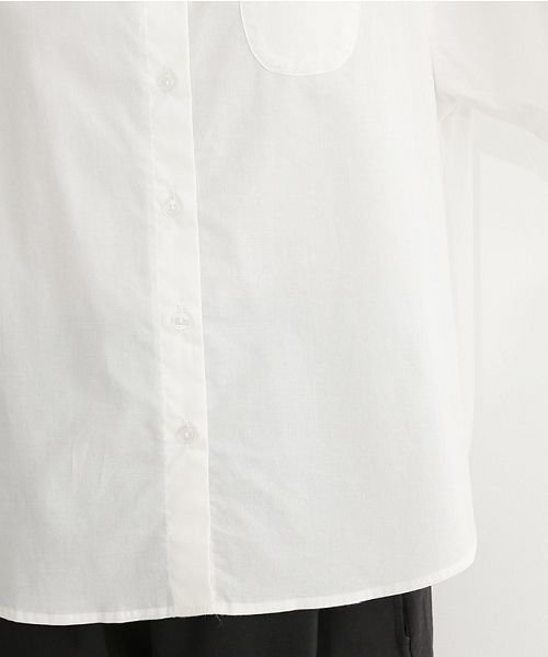 merlot(メルロー)/ミニポケット半袖シャツ/00010012-939220033059_img06