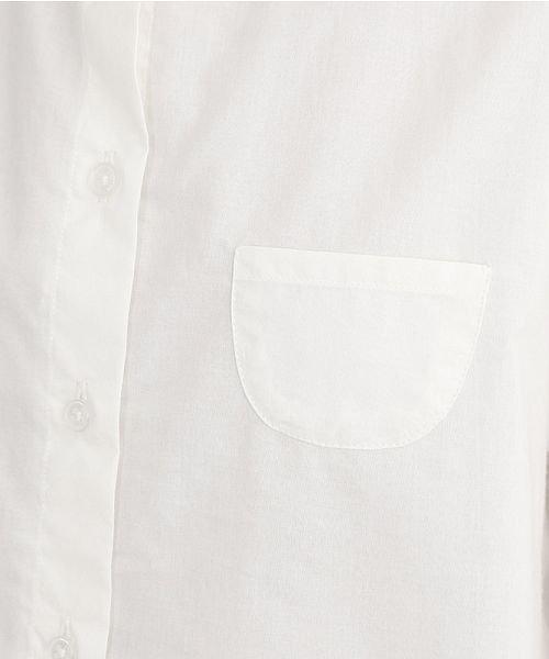 merlot(メルロー)/ミニポケット半袖シャツ/00010012-939220033059_img07