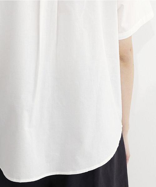 merlot(メルロー)/ミニポケット半袖シャツ/00010012-939220033059_img09