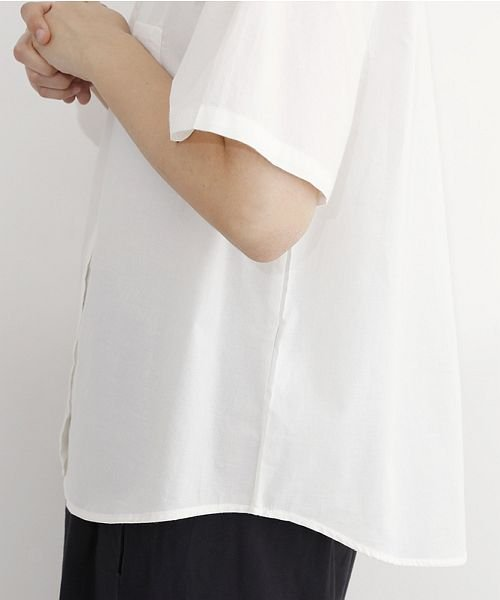 merlot(メルロー)/ミニポケット半袖シャツ/00010012-939220033059_img10