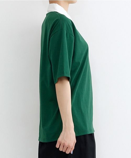 merlot(メルロー)/カラーラガーTシャツ/00010012-939230032927_img02