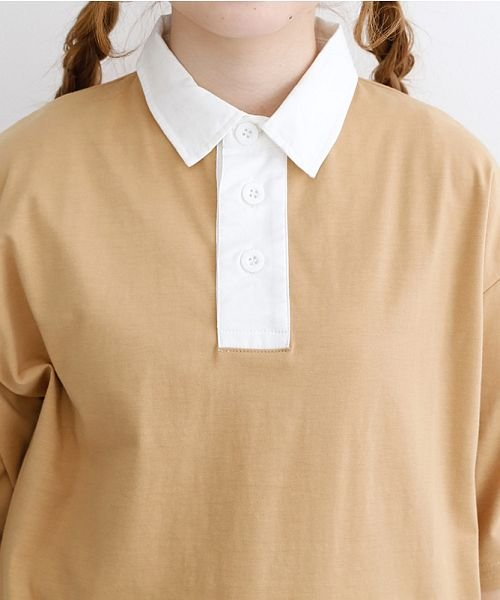 merlot(メルロー)/カラーラガーTシャツ/00010012-939230032927_img04
