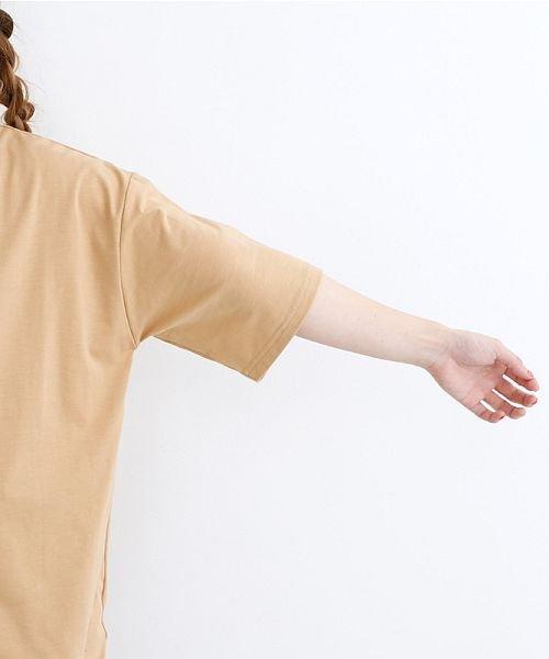 merlot(メルロー)/カラーラガーTシャツ/00010012-939230032927_img05