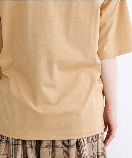 merlot(メルロー)/カラーラガーTシャツ/00010012-939230032927_img08