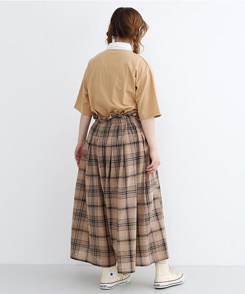 merlot(メルロー)/カラーラガーTシャツ/00010012-939230032927_img12