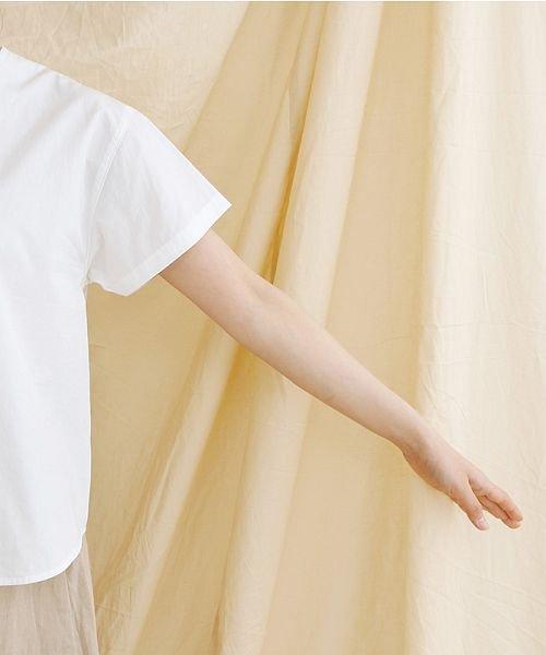 merlot(メルロー)/【IKYU】アシンメトリーボタンシャツ/00010012-939230062994_img05