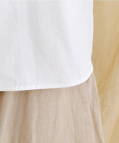 merlot(メルロー)/【IKYU】アシンメトリーボタンシャツ/00010012-939230062994_img06