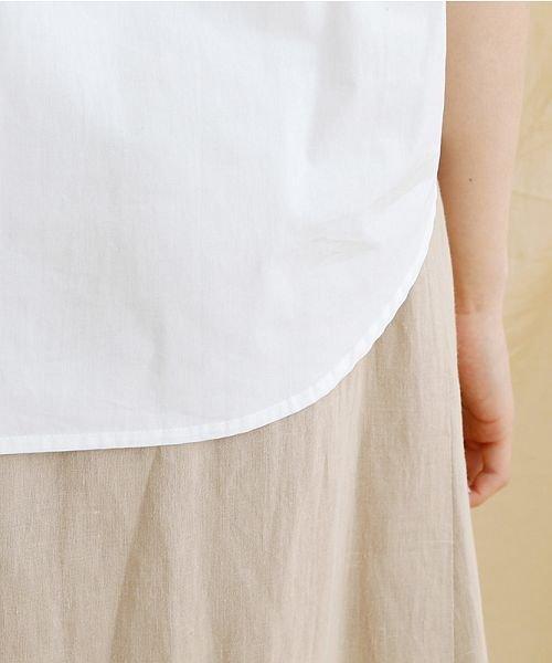 merlot(メルロー)/【IKYU】アシンメトリーボタンシャツ/00010012-939230062994_img08