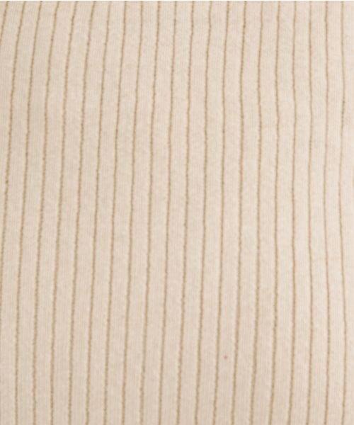 merlot(メルロー)/サイドスリットリブコットンニットスカート/00010012-939230122955_img10
