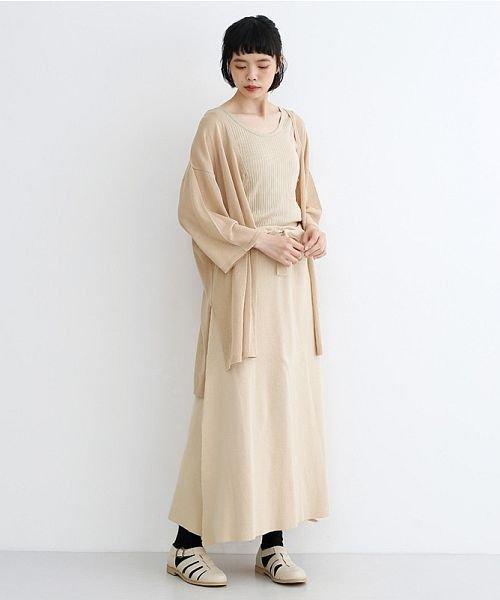 merlot(メルロー)/【IKYU】ワイドシルエットシアーカーディガン/00010012-939230123018_img12