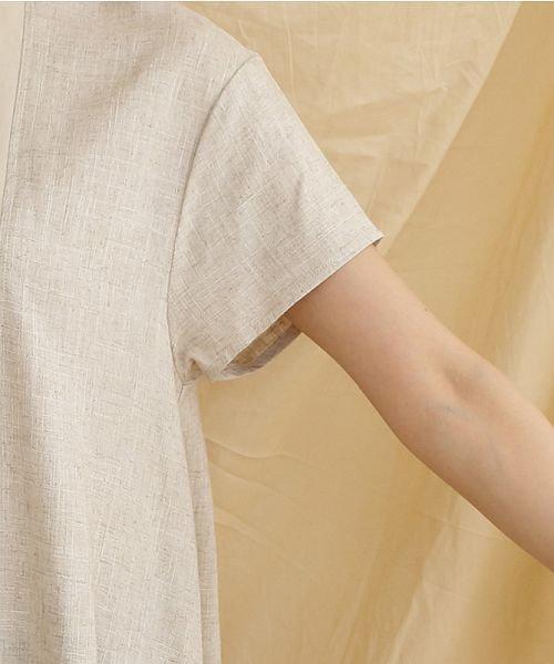 merlot(メルロー)/【IKYU】フロントヨーク切替ワンピース/00010012-939230143014_img05
