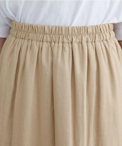 merlot(メルロー)/レーヨンリネンマーメイドスカート/00010012-939230152911_img04